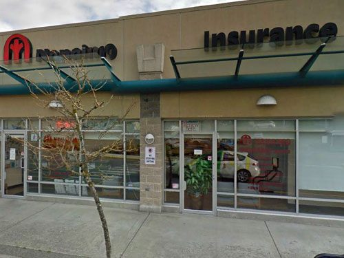 Brooks Landing Mall Location