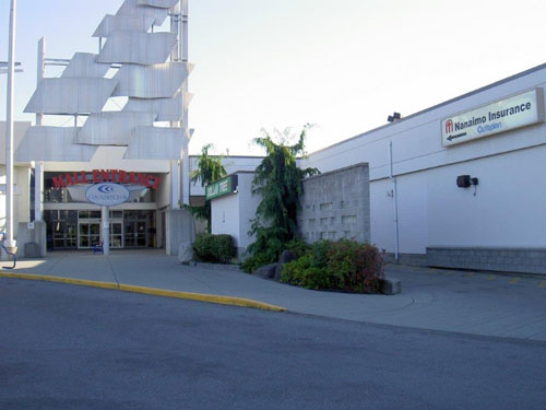 Country Club Mall Location